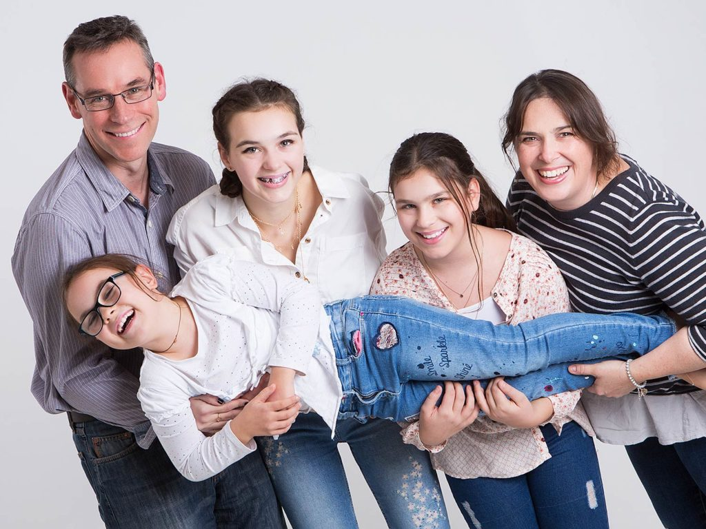 Cambridge Photo Studio for families