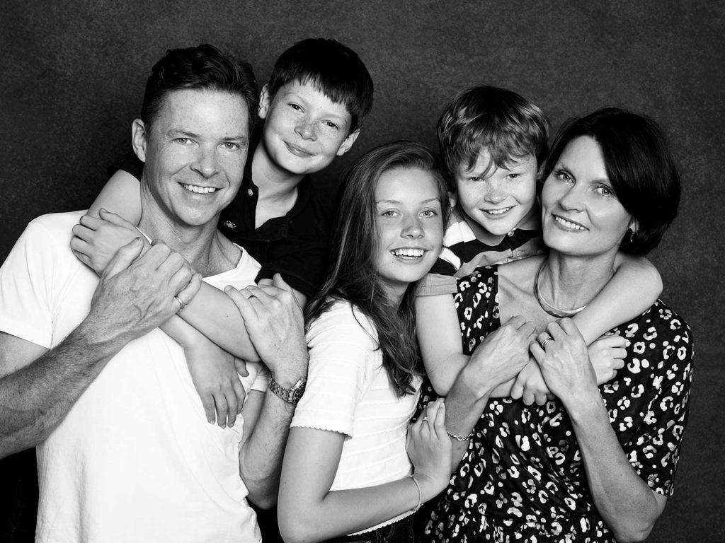 Cambridge Family Photo-Studio