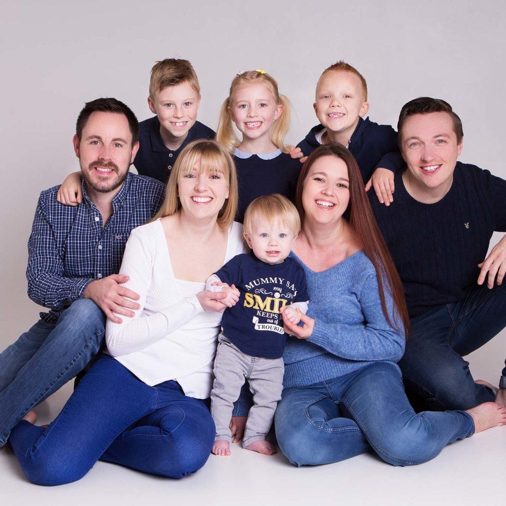 Gift Voucher for Family Photo Session